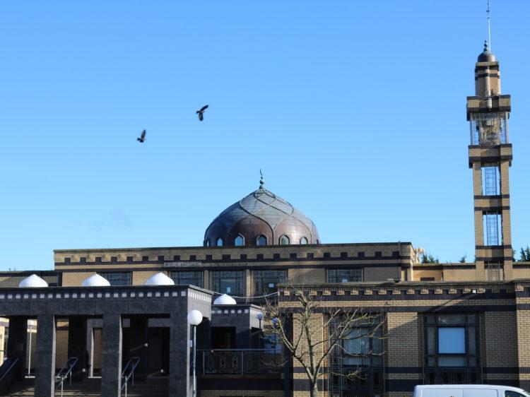 Le centre islamique culturel en Irlande