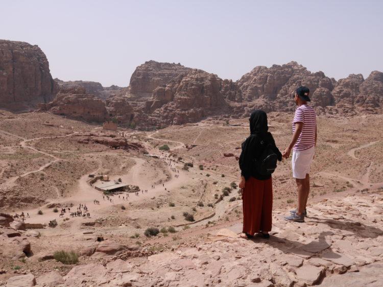 Visiter la Jordanie et la merveille de Pétra