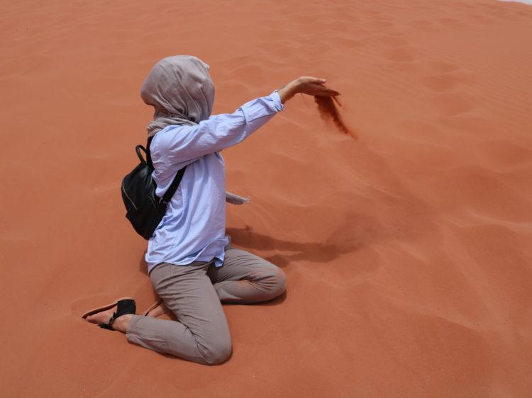 voyage halal en jordanie wadi rum
