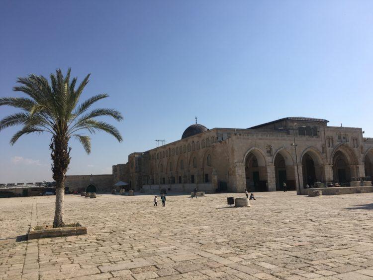 Visiter Al aqsa et les endroits incontournables en Palestine