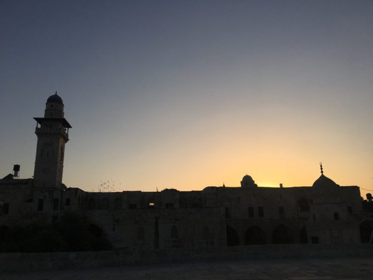 Voyager en Palestine et Jordanie