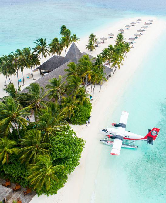 Voyage de noces halal aux Maldives