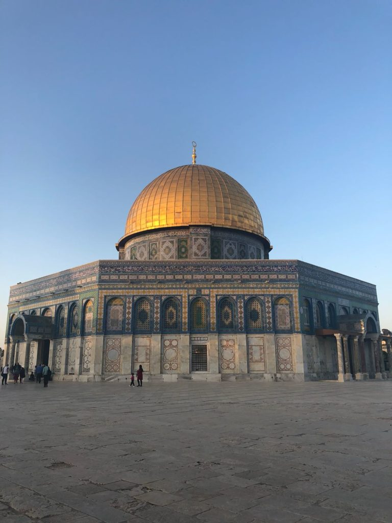 Jordanie – Palestine : itinéraire part I