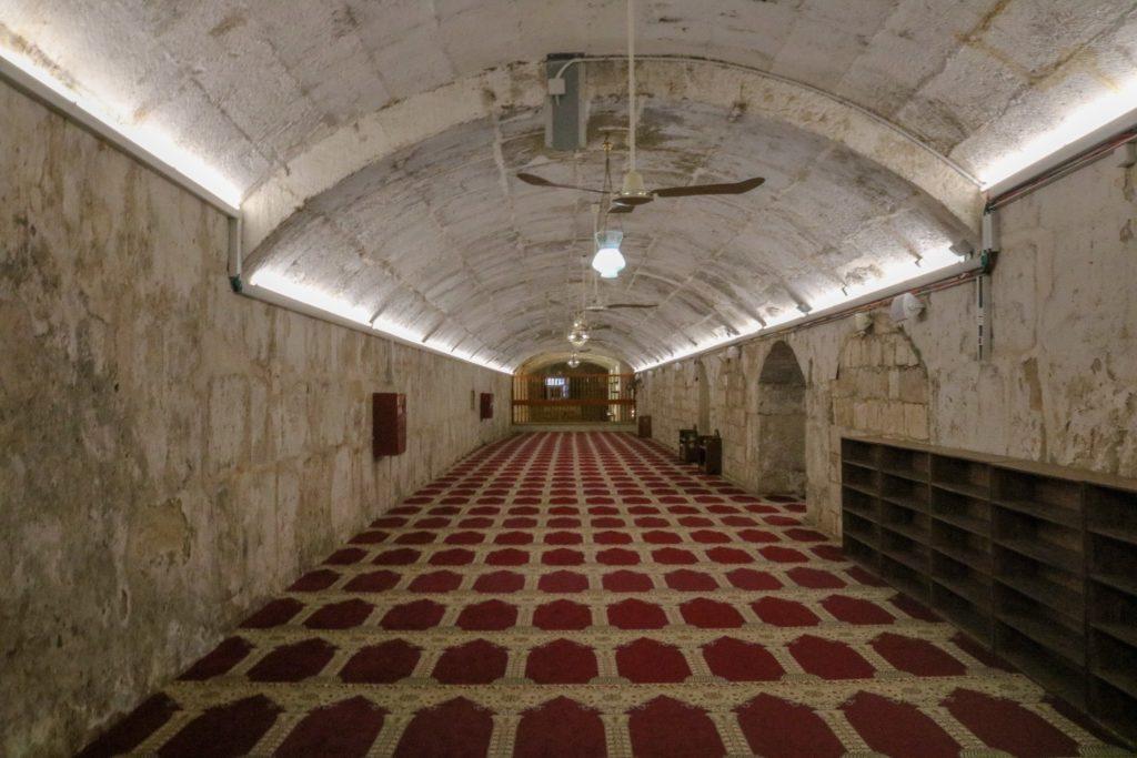Mosquée Al Aqsa Al Qadim