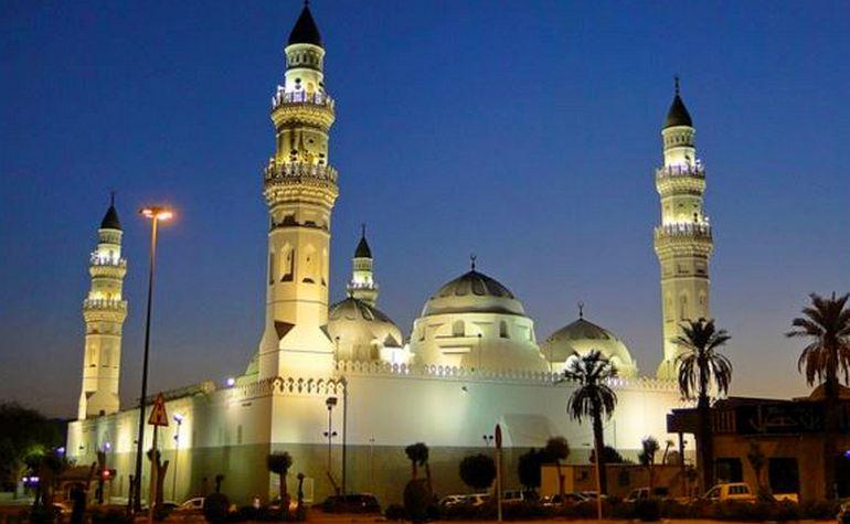visiter masjid quba a medine
