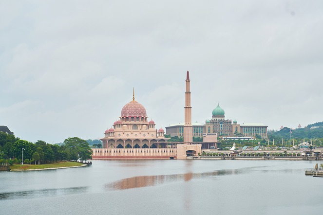 mosquée en malaisie