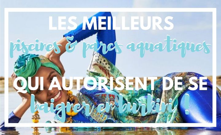 Se baigner en Burkini en France