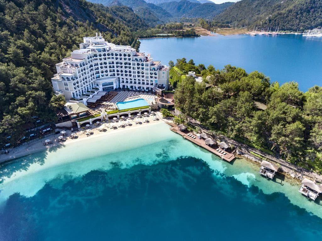 Les meilleurs hôtels halal en Turquie