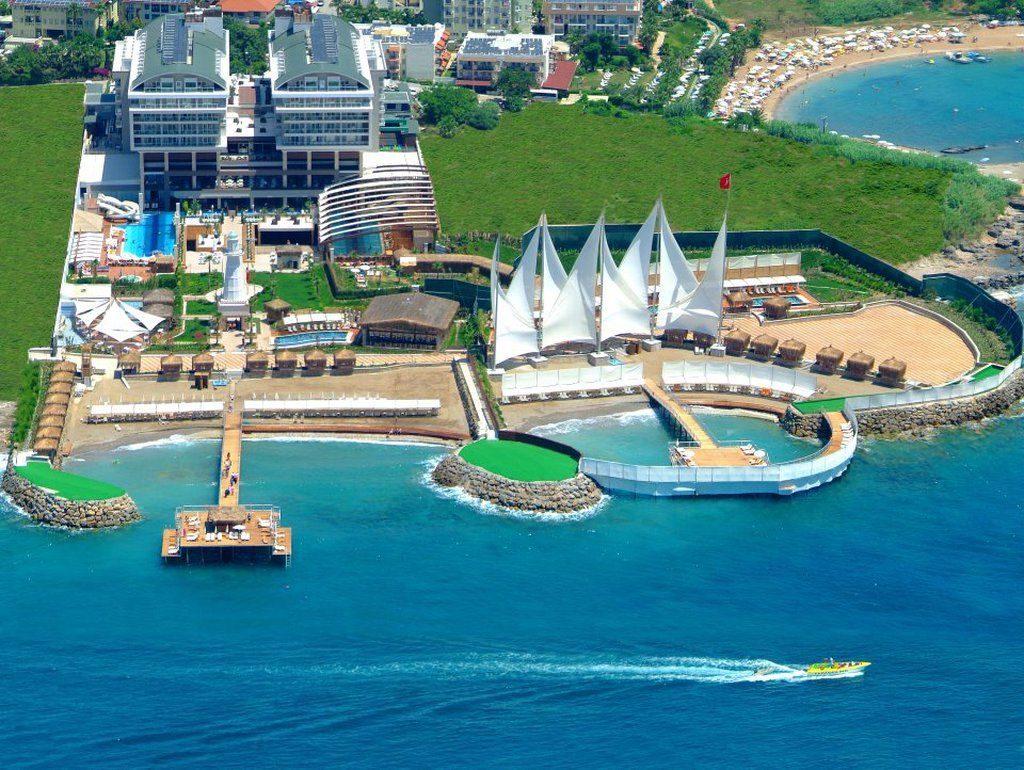 Resort halal en Turquie