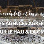 Agences agréées par le ministère du hajj arabie saoudite